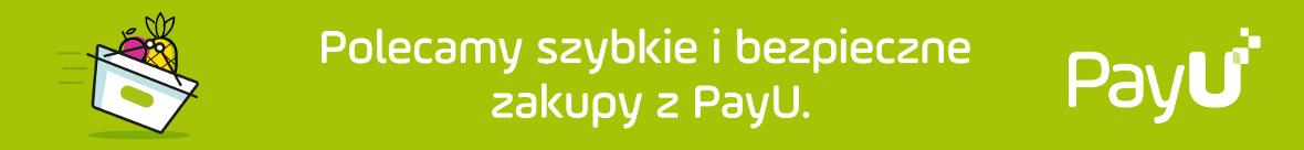 Polecamy płatności PayU